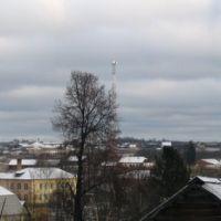 Moshenskoye.Panoramic view., Мошенское