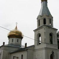 Никольская церковь_1, Мошенское