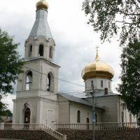 Никольская церковь_2, Мошенское