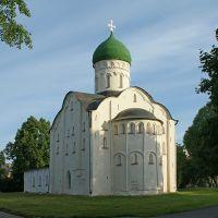 храм Федора Стратилата, Новгород