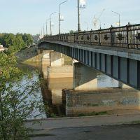 мост Александра Невского, Новгород