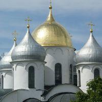 собор София Новгородская, Новгород