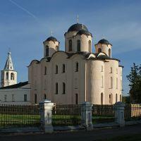 Никольский собор. XIIв, Новгород