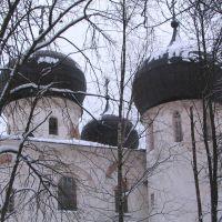 Вел.Новгород-Собор Антониева монастыря, Новгород