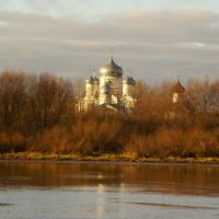 г. Великий Новгород, Зверин монастырь.., Новгород
