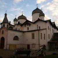 г. Великий Новгород, церковь Филиппа Апостола и Николая Чудотворца.., Новгород