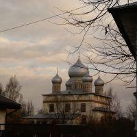 г. Великий Новгород, Знаменский собор.., Новгород