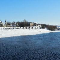 Ярославово Дворище - Yaroslavs Court, Новгород
