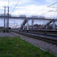 станция Окуловка, Окуловка