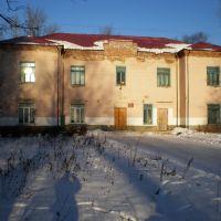 Dvorec brakosochetaniy, Парфино
