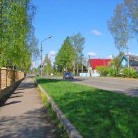 Улица Ленина, Пестово