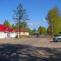 Улица Пионеров, Пестово