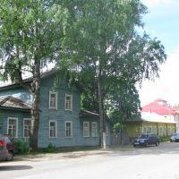 cosy street, Пестово