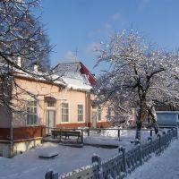 Вокзал в Пестово, Пестово
