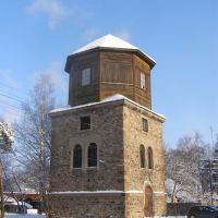 Водонапорная башня в Пестово, Пестово