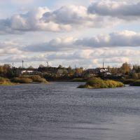 Панорама Пестова, Пестово