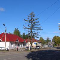 город Пестово - улица Пионерская, Пестово