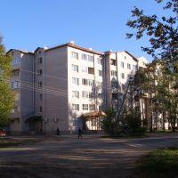 город Пестово - улица Производственная, Пестово