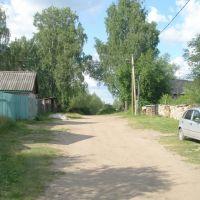 ул. Дачная, Пестово