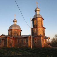 Церковь Святой Троицы, Поддорье