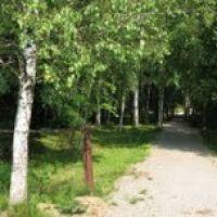Вход в парк, Поддорье