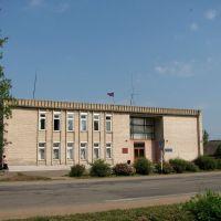 Здание Администрации, Поддорье