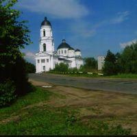 Ilyinsky sobor, Soltsy (Ильинский собор, Сольцы, Новгородская область), Сольцы