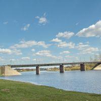 Сольцы, мост через Шелонь (Soltsy. Shelon bridge), Сольцы