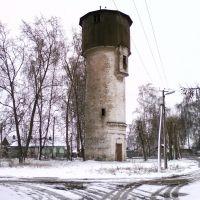 Водонапорная башня, Сольцы