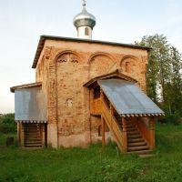 Старая Русса. Церковь Св. Мины, Старая Русса