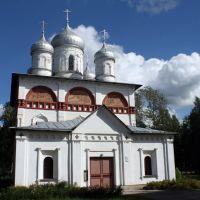 Церковь Святой Троицы - Старая Русса - 2010, Старая Русса