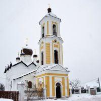 Старая Русса. Никольская церковь, Старая Русса