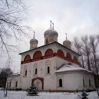 Церковь Святой Троицы, Старая Русса