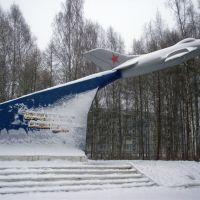 МиГ-19, Старая Русса