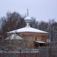 Церковь Мины, Старая Русса