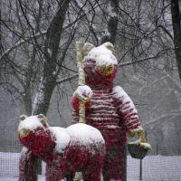 Снежные свиньи, Старая Русса