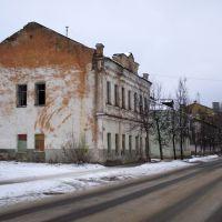 Старый дом, Старая Русса