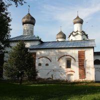 Спасо-Преображенский монастырь, Старая Русса