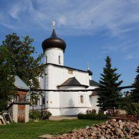 Церковь Георгия Победоносца, Старая Русса