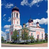 Церковь в Крестцах, Хвойное
