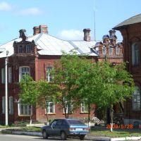 Кирпичные дома, Хвойное