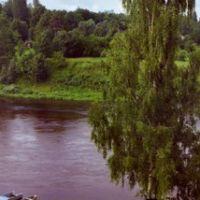 г.ХОЛМ панорама, Холм