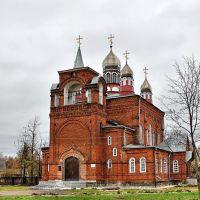 Чудово. Церковь иконы Казанской Божией Матери, Чудово
