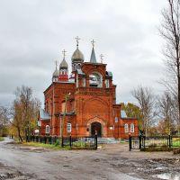 Чудово. Казанская церковь, Чудово