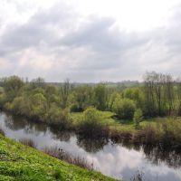 Река Кересть, Чудово