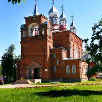 Чудово. Церковь Казанской иконы Божией Матери, Чудово