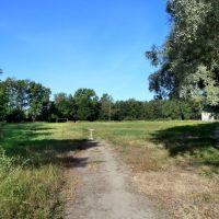 Парк культуры и отдыха им. 1 мая (футбольное поле), Чудово