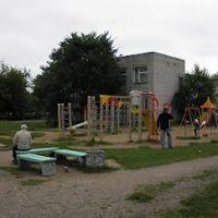 Чудово, детская площадка, Чудово