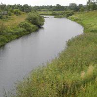 Чудово, река Кересть, Чудово