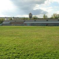 Стадион, Баган